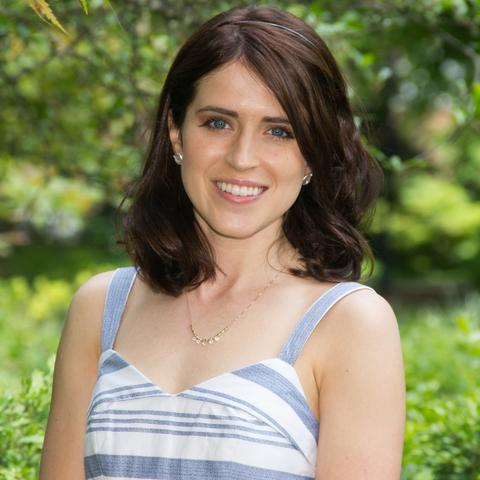 headshot photo of Rachel Boone
