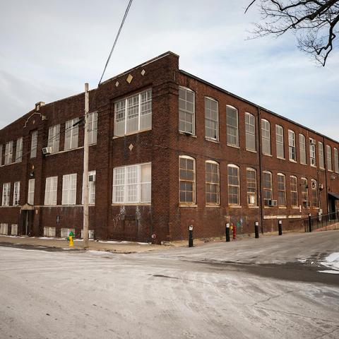 photo of Reynolds Building