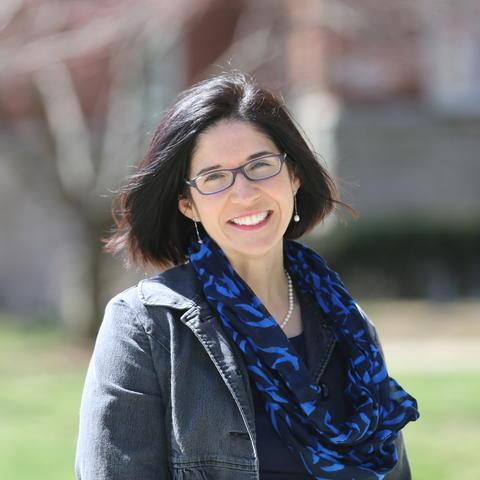 Photo of Sarah Ballard