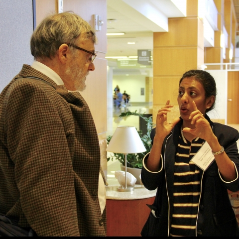 Photo from the Sanders-Brown Markesbery Symposium on Aging and Dementia