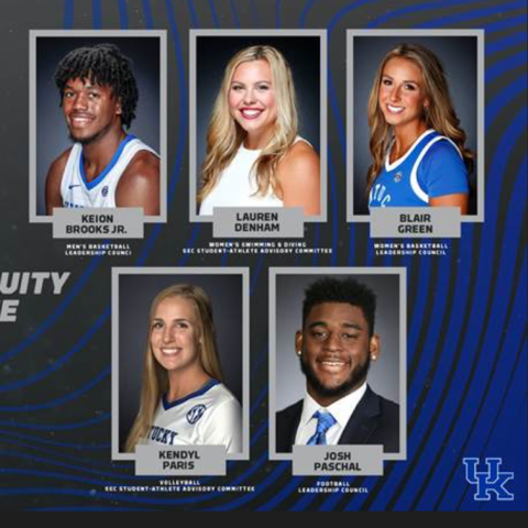 The University of Kentucky will have eight representatives (five student-athletes and three staff) working with the Southeastern Conference's newly created Council on Racial Equity and Social Justice.