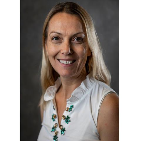 Dr. Maj-Linda Selenica, assistant professor at the University of Kentucky's Sanders-Brown Center on Aging.