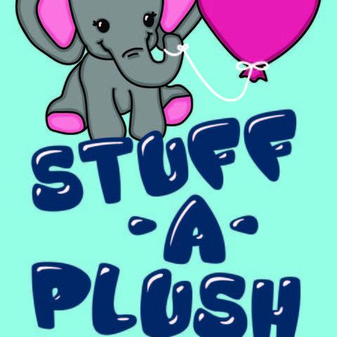 Stuff a Plush poster
