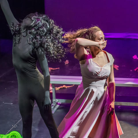 photo of trio of dancers in Anthony Alterio's