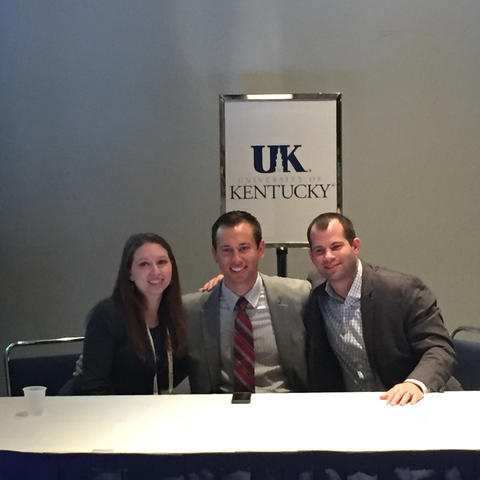 Dr. Kristan Alfonso, Dr. Mitch Dobberpuhl, Dr. Michael Kaufman