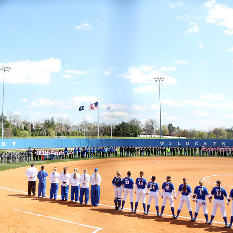 UK Softball - Photo