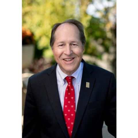 Headshot photo of dr. Backer.