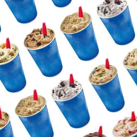 Image of blizzard treats