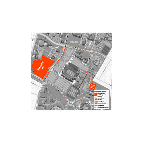 Orange Lot map.
