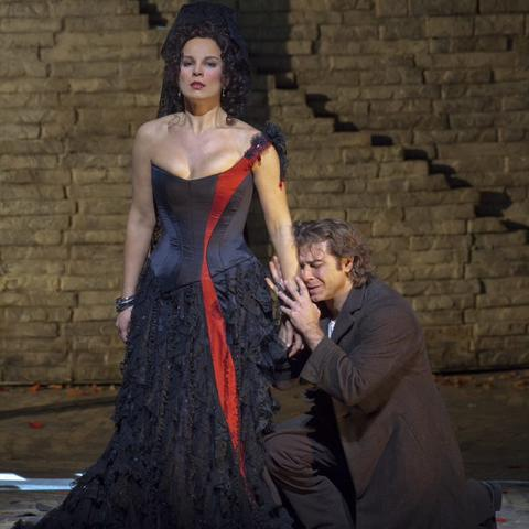 """The University of Kentucky Office of Lifelong Learning, in partnership with UK Opera Theatre, is proud to present an encore screening of """"Carmen"""" a Metropolitan Opera production."""