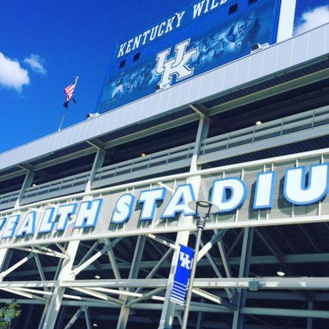 photo of Commonwealth Stadium