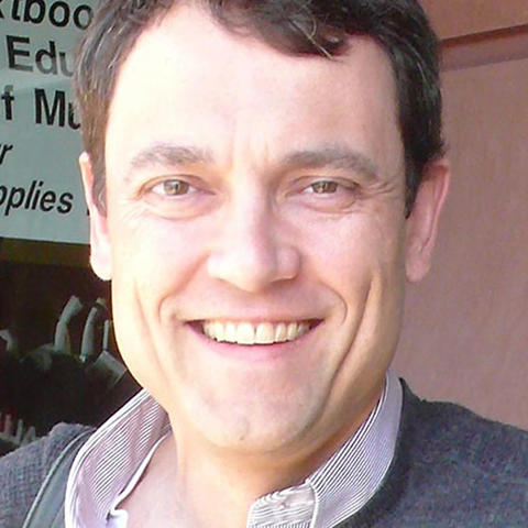 photo of Daniel Vivian