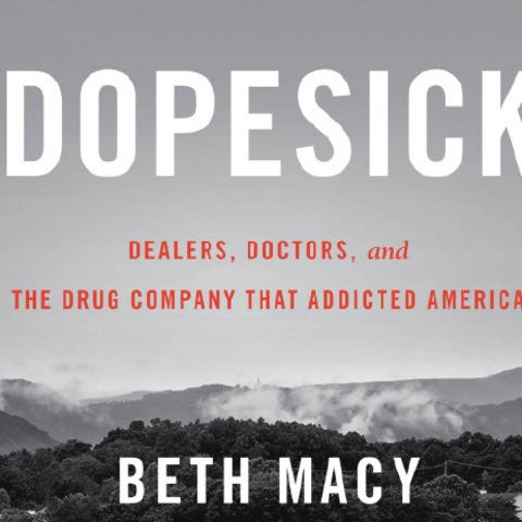 """Dopesick"" book cover"
