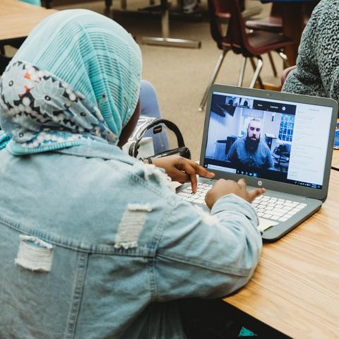 With the University of Kentucky's new dual credit program, taught by both high school teachers and UK professors, students can earn both high school and college credits.
