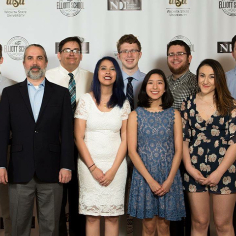 The University of Kentucky Debate Team.
