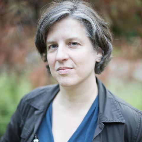 Photo of Virginia Eubanks