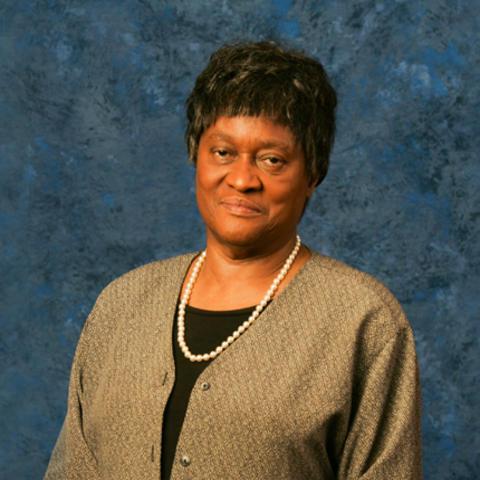 headshot of Dr. Juanita Fleming