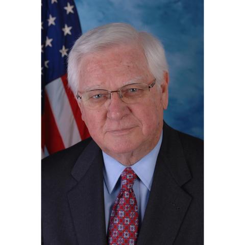 headshot photo of Hal Rogers