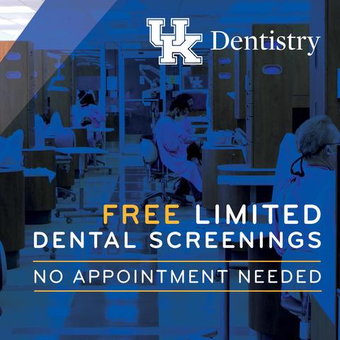 Free Limited Dental Screenings