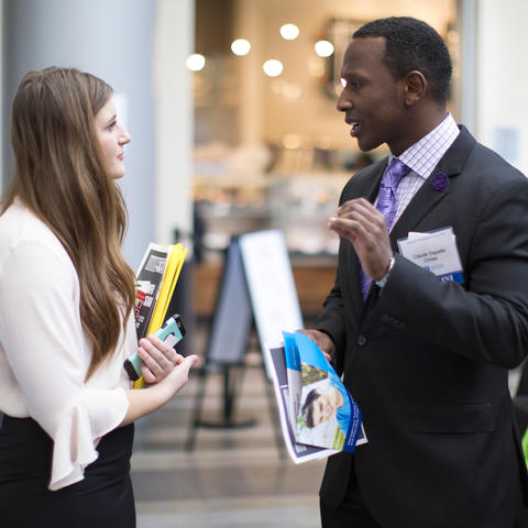 Visit UK Part-time Job Fair