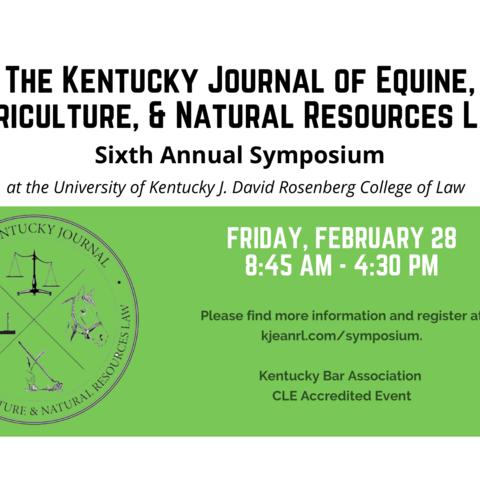 Detail of KJEANRL 2020 Symposium flyer