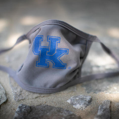 photo of UK face mask