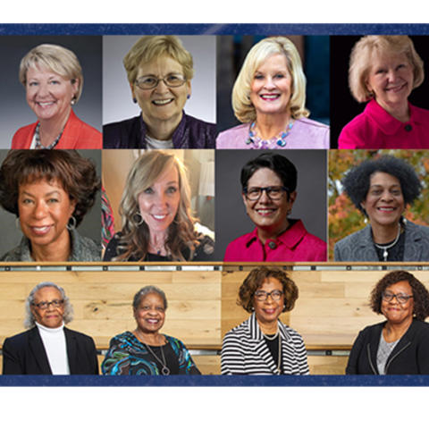 photo collage depicting the honorees