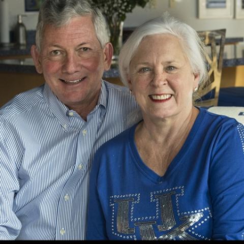 Photo of Stan and Karen Pigman