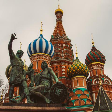 Russia's Red Sqare