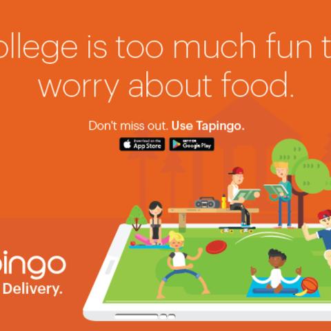 Tapingo poster