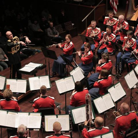photo of United States Marine Band