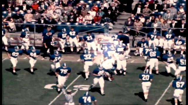 Thumbnail of video for 'Black in Blue' Explores the Untold Stories of the 1967 UK Football Team