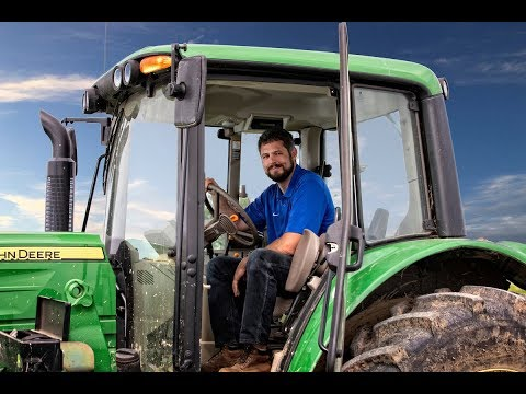 Thumbnail of video for From Football to Farming: UK Alum Jacob Tamme Takes on New Challenge