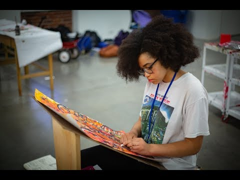 Thumbnail of video for You're Invited to GSA: Catch Kentucky's Young Creative Minds in the Act