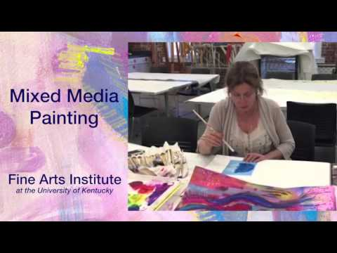 Thumbnail of video for Explore and Develop Your Artistic Abilities at UK Fine Arts Institute