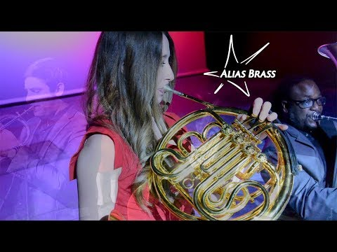 Thumbnail of video for Alias Brass Looks to Inspire Next Generation of Musicians at Singletary Signature Series Concert