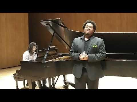 Thumbnail of video for UK Opera Alum Key'mon Murrah to Compete in Operalia