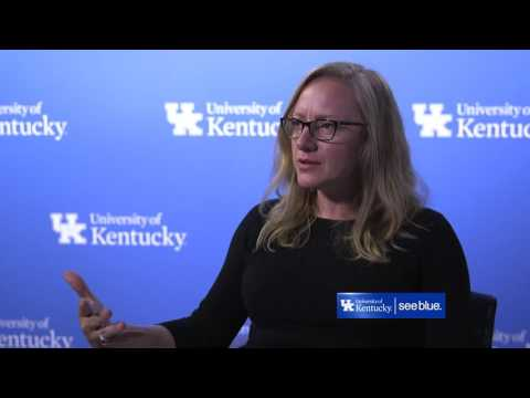 Thumbnail of video for VIDEO: '5 Questions With … UK Special Collections' Deirdre Scaggs'