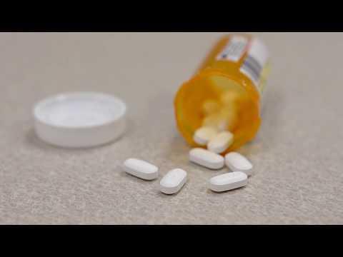 Thumbnail of video for UK Communication Professor Seeks Drug Disposal Solutions