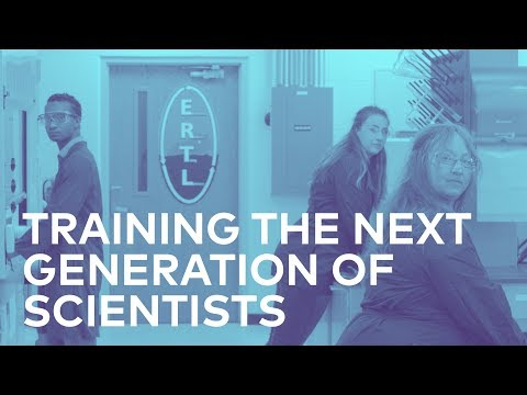 Thumbnail of video for Kentucky NSF EPSCoR Supports Summer Student Training at  ERTL