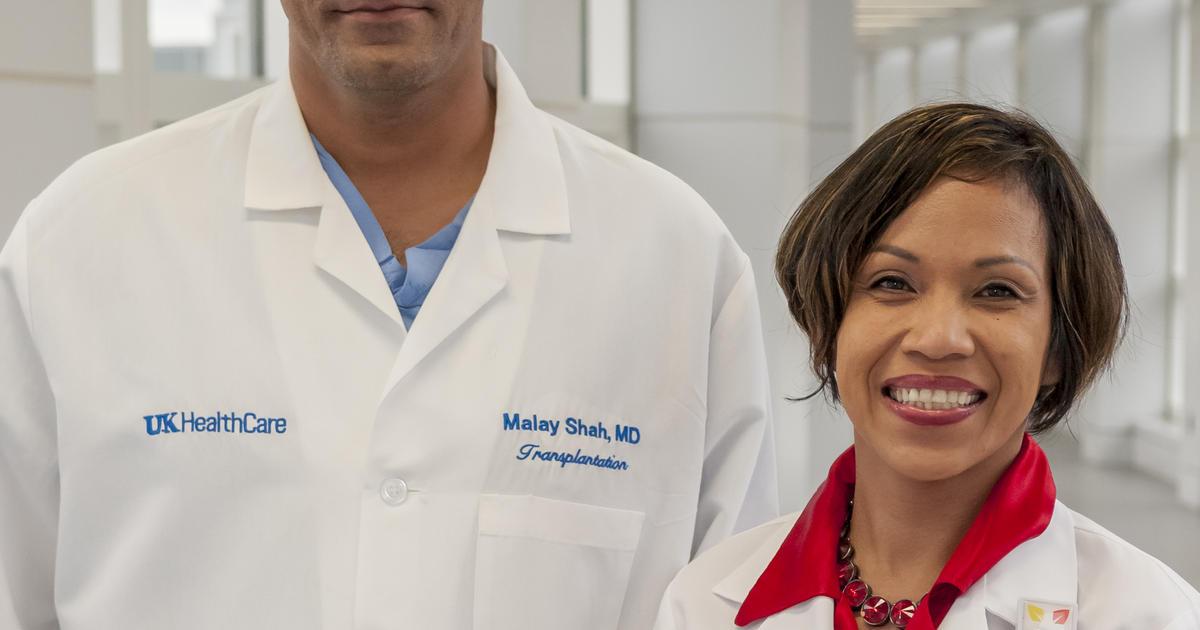 Baptist Health Joins Uk Healthcare Organ Failure And