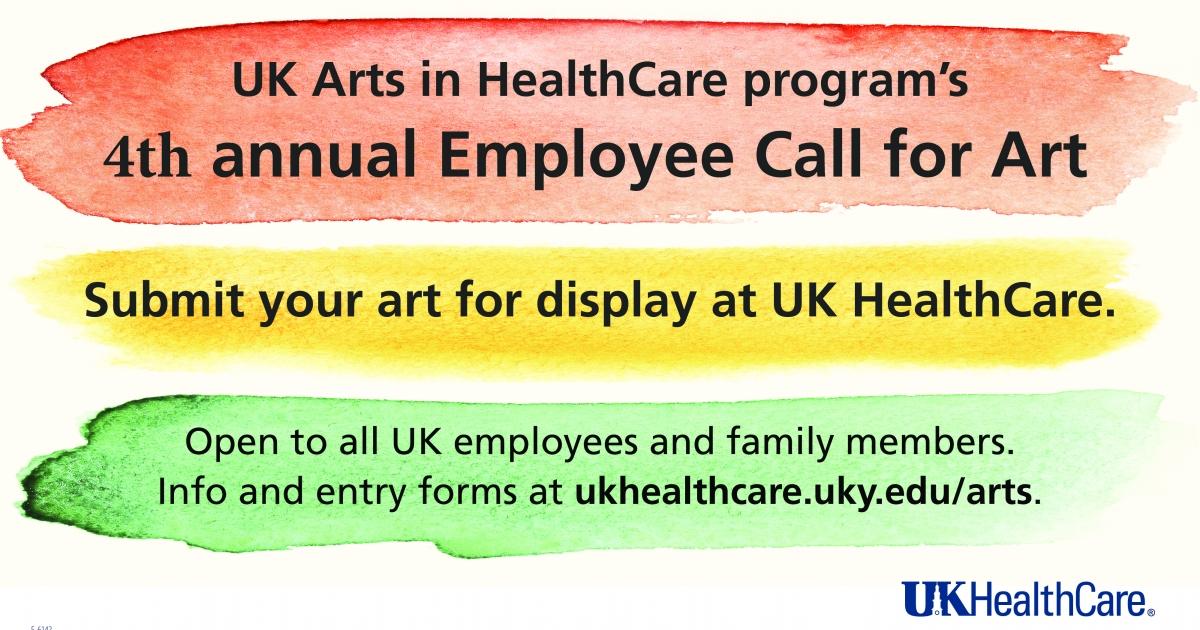 UK Employees Encouraged to Submit Work for Art Exhibit | UKNow
