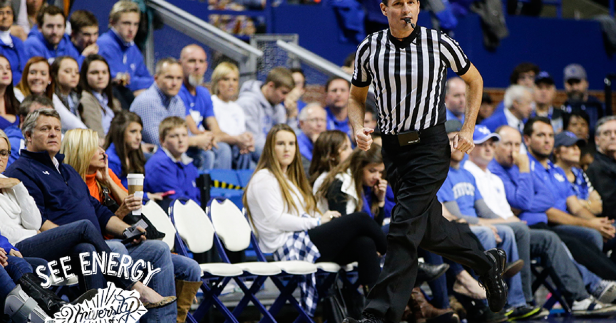uk alum only sees black and white in role as ncaa