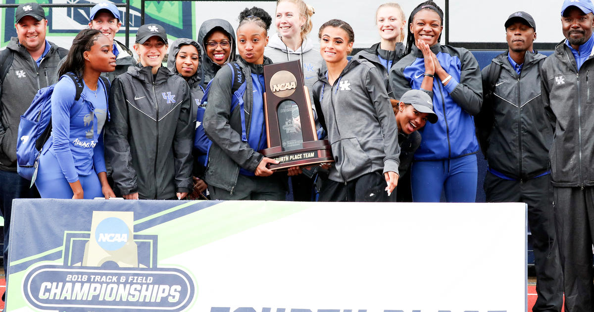Uk Track And Field Captures 4 Ncaa Titles Finishes Season Strong Uknow