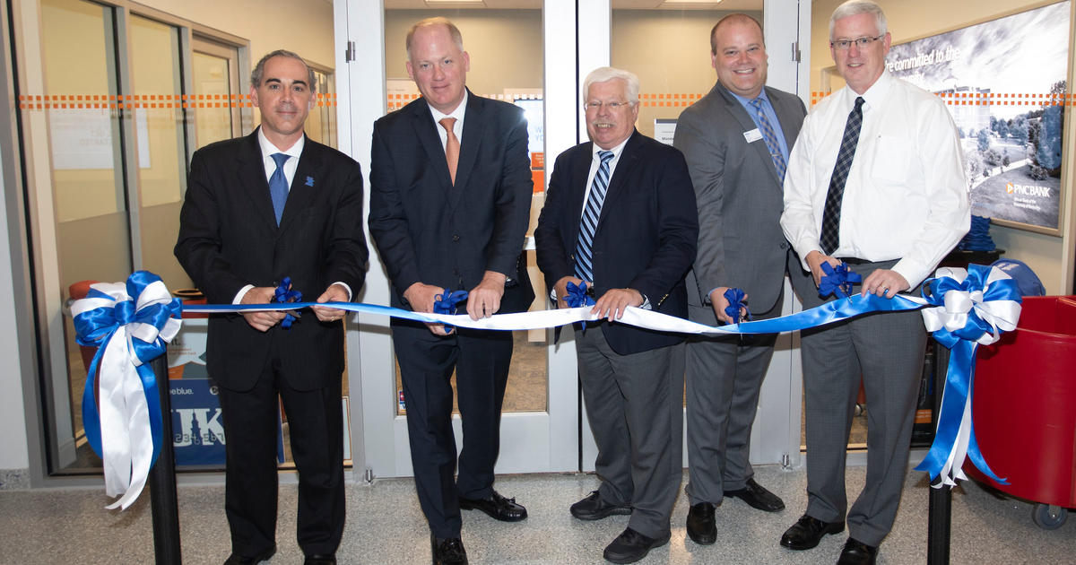 PNC Bank Opens Branch in Gatton Student Center | UKNow