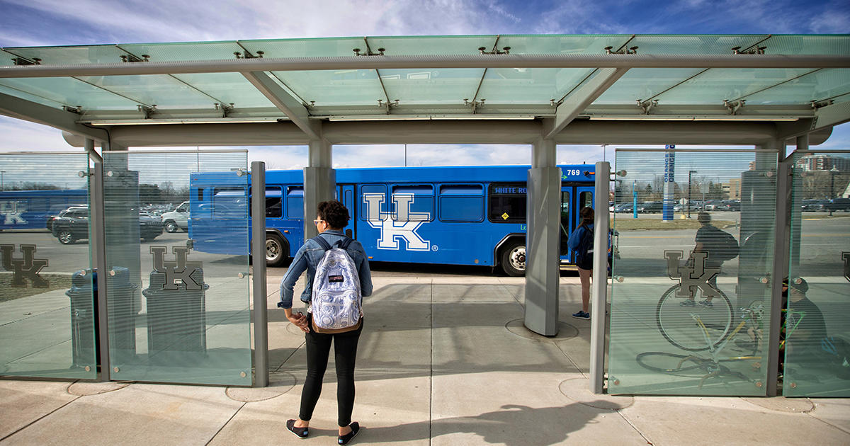 Labor Day Holiday Affects Campus Bus Routes, Some Parking ...