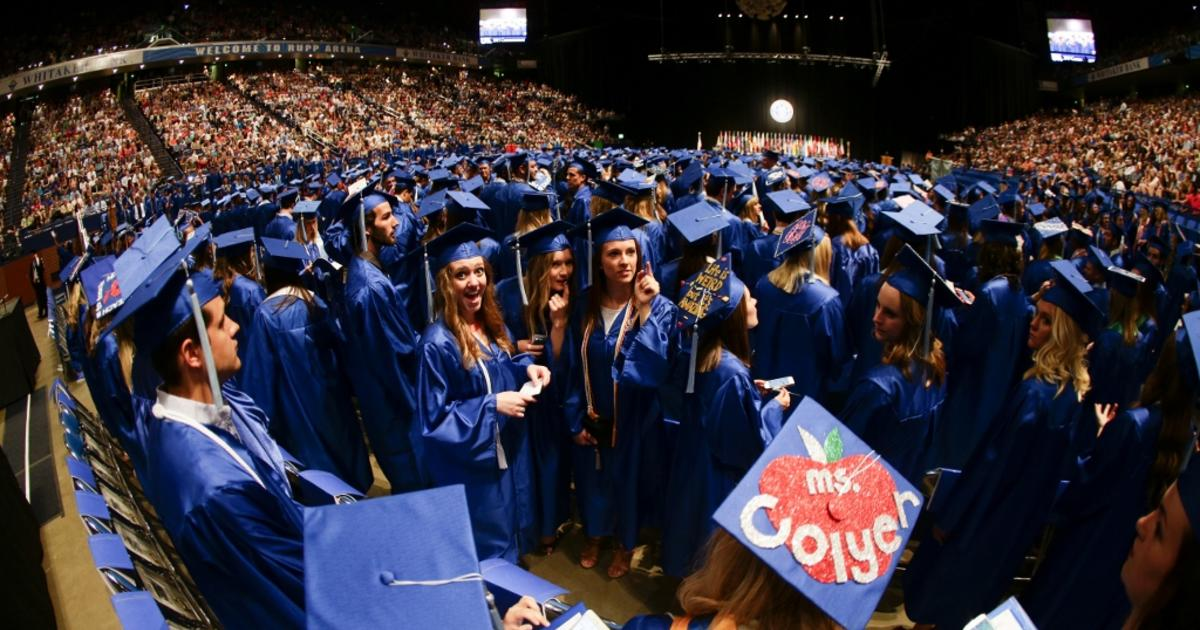 Grad Salute Helps Seniors Plan For Commencement Uknow