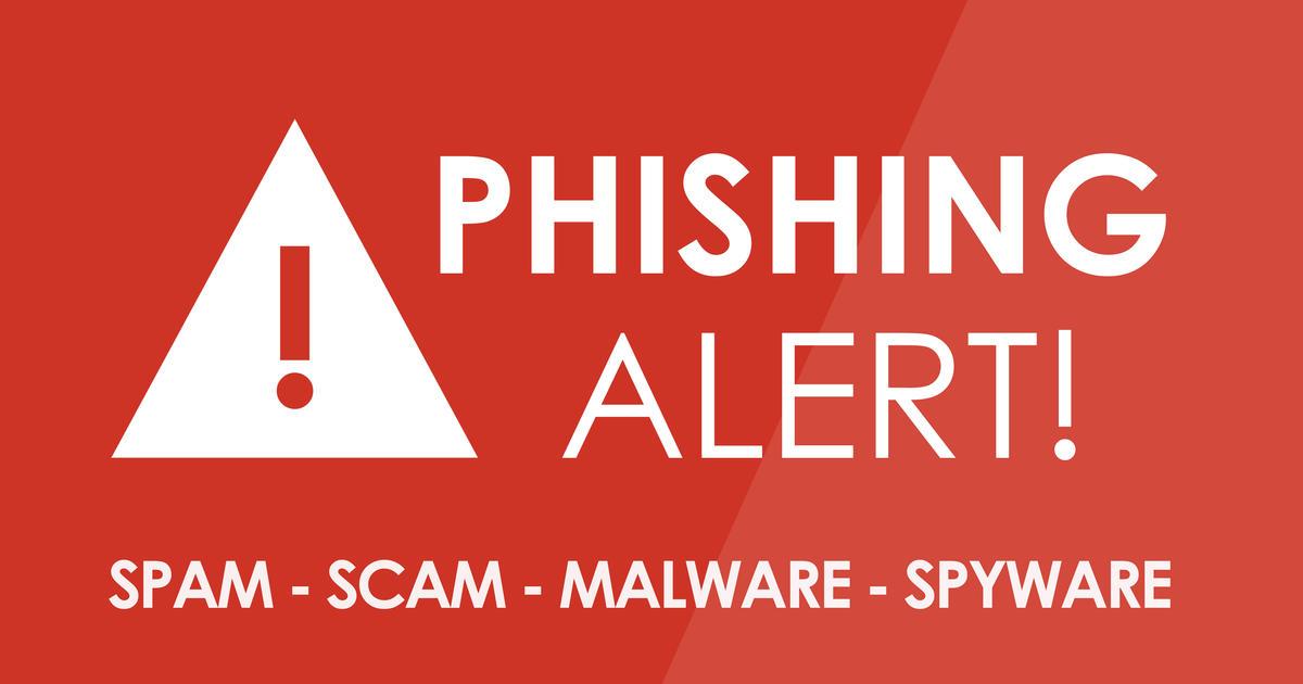 Phishing-alert