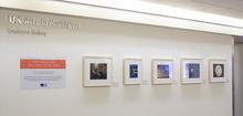 Photo of employee art gallery
