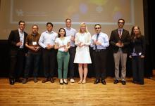 Markey Research Day award winners